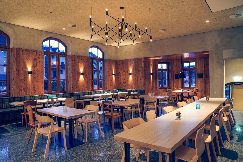 Restaurant und Bar Bereich © müllerblaustein