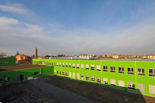 Schulzentrum Corporeno di Cento, Ferrara