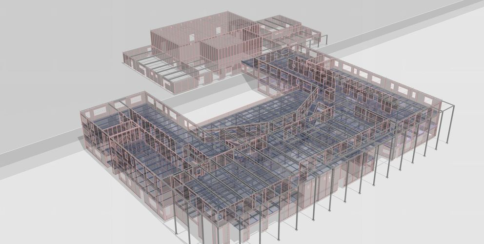 3D Gebäudeplanung