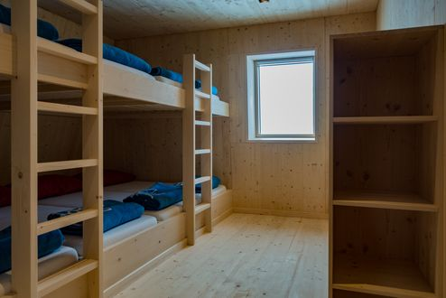 Dormitorio © Richard Goldeband