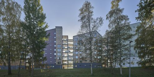 Panorama blick © Åke Eson © ARKITEKTBOLAGET