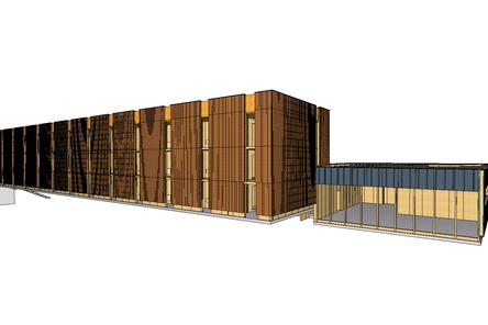 Rendering © Architekten Madritsch & Pfurtscheller