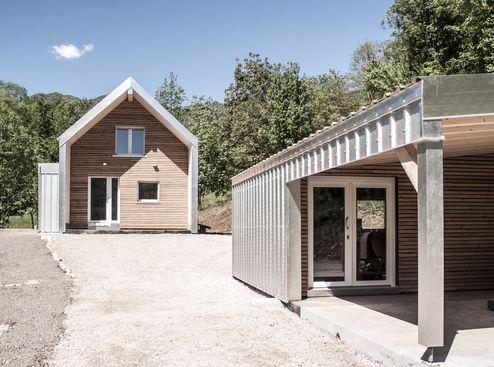 Einfamilienhaus, Valdagno, Italien