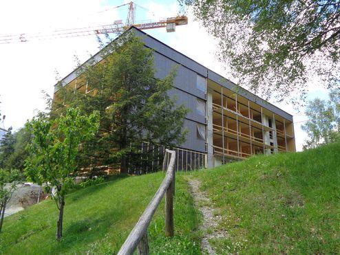 Bauphase © Schafferer Holzbau GmbH