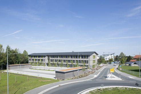 Grünes Zentrum, Holzkirchen