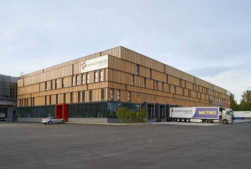 Logistikhalle Schachinger, Linz