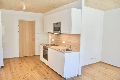 Küchebereich © Karl Mach Holzbau GmbH