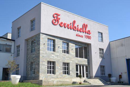 Firmenzentrale Ferribiella, Verrone