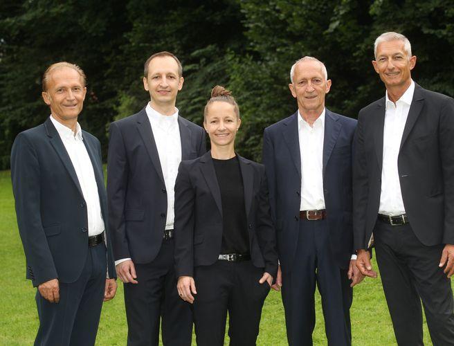 Reinhard Binder, Matteo Binder, Natalie Binder, Hans Binder, Franz Binder