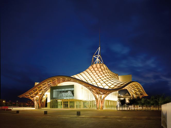 Centre Pompidou, Metz | Frankreich