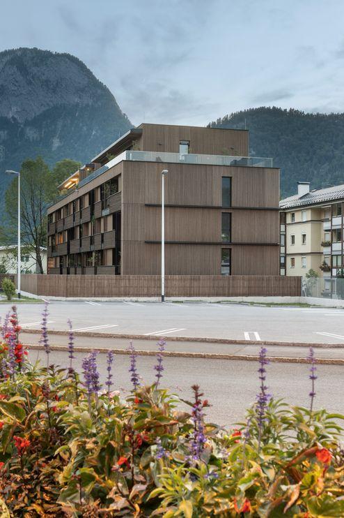 Aussenansicht © Foto Gretter / Unterberger Immobilien