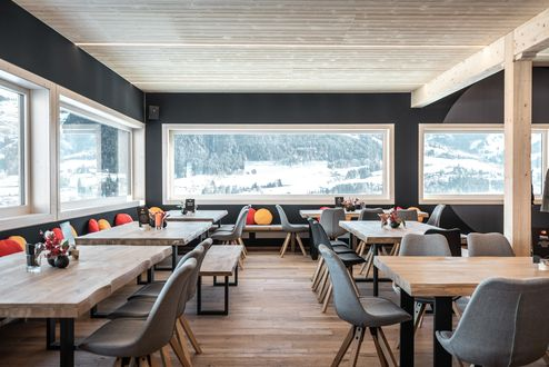 Mastercard Lounge mit Panoramablick © WWP