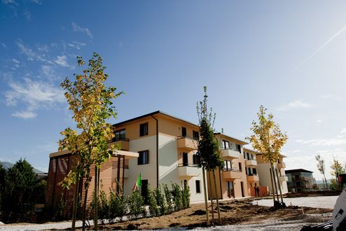 Wohnanlage 1, L'Aquila | Italien