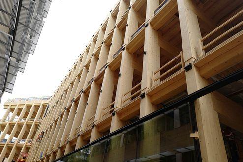 Baustellenübersicht © muceb-carchitectus