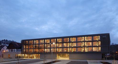 4-geschossige Neubau in Massivholzbauweise © Conné van d'Grachten