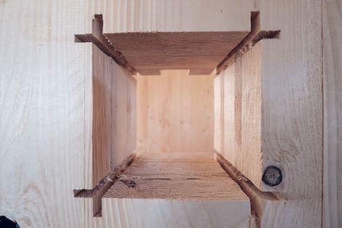 Baustelle im detail © binderholz