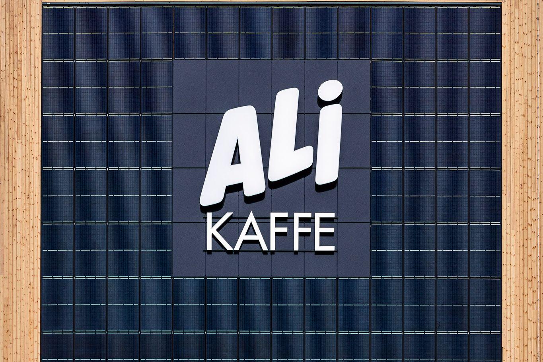 Kaffeeproduktion Johannson Fassadendetail © JOH-SALG AS