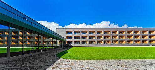 Außenansicht der Hotelerweiterung © Retter Wolfgang