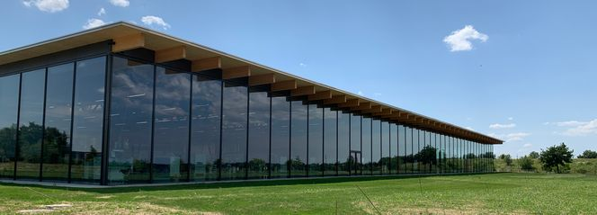 Außenansicht © LV & DE-SO architectes
