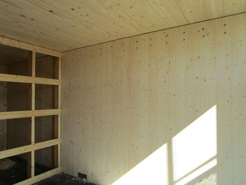 Elementi binderholz in qualità a vista © Bayerische Staatsforsten