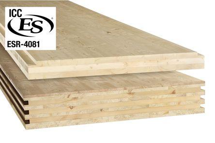 ICC-ES für binderholz Brettsperrholz BBS © binderholz