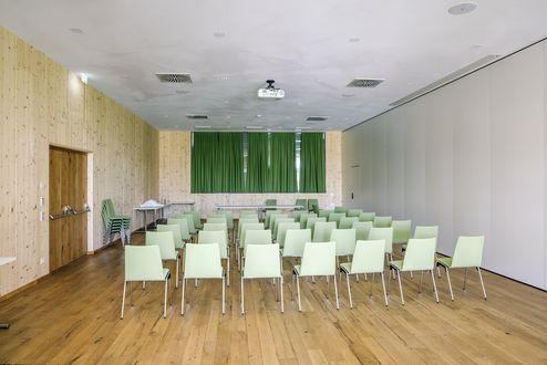 Veranstaltungsraum © Schafferer Holzbau GmbH