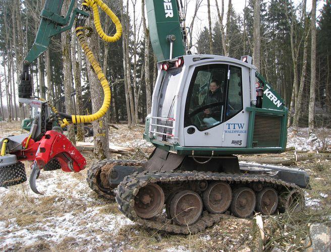 TTW Waldpflege