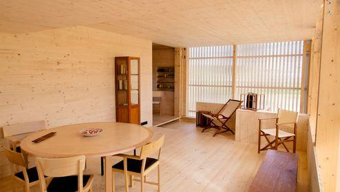3-Schicht-Massivholzplatten für Boden, Wand- und Deckenverkleidung