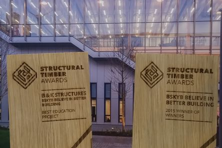 Structural Timber Awards 2015