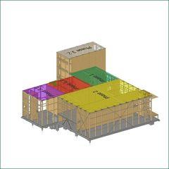 Engineered mass timber solutions