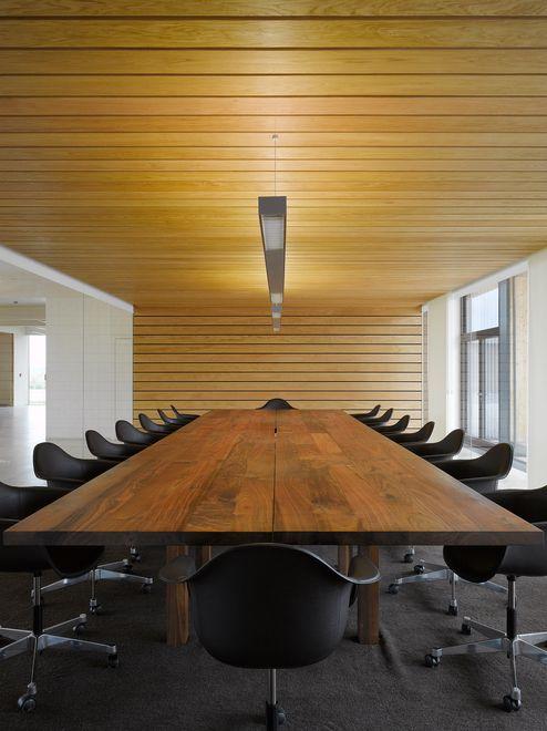 woodcenter Besprechungsraum