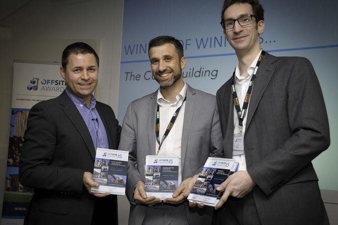 2015 Offsite Awards 'Winner of Winners'