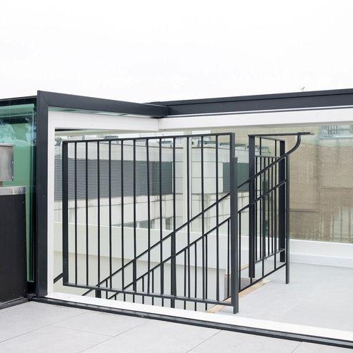 Übergang zur Terrasse © RED Construction Group