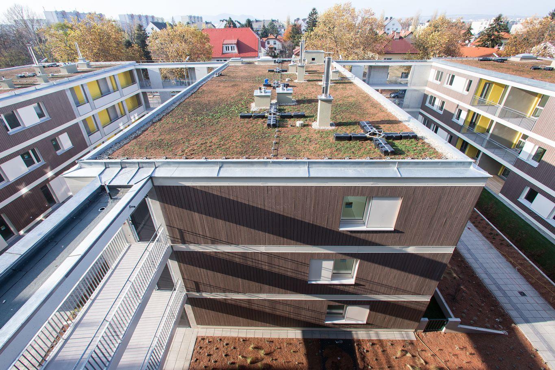 Wohnbau Wagramer Straße