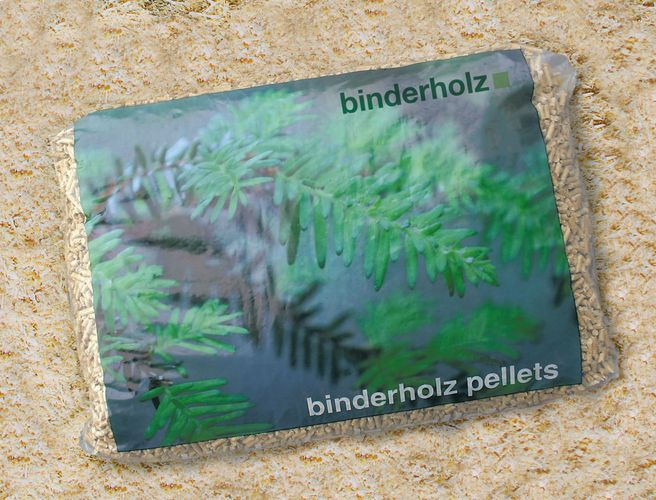 binderholz pellets © binderholz