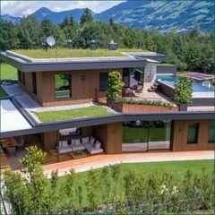 Sueno de vivienda de madera maciza
