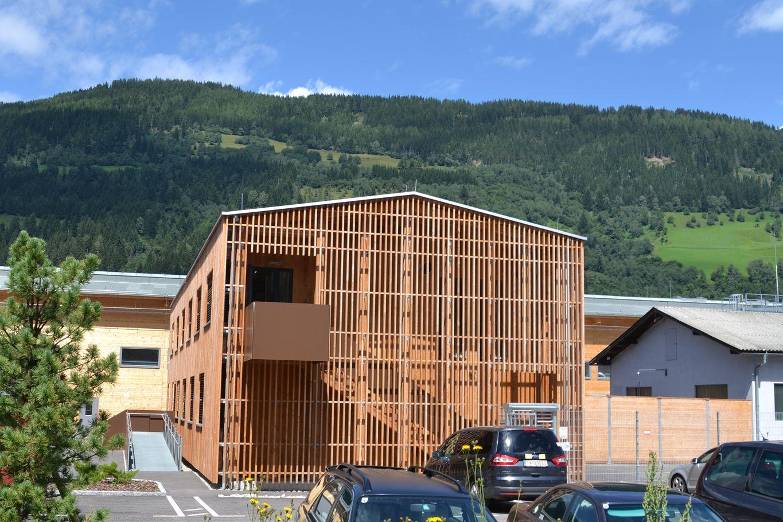 Bürogebäude Unternberg