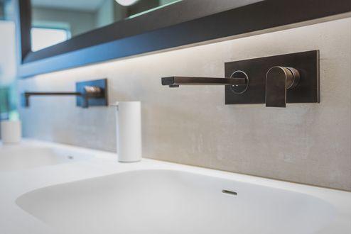 Moderner Waschtisch © becknaphoto