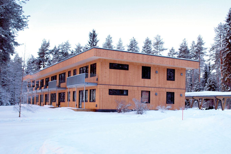 binderholz Appartementhaus Lakehouse