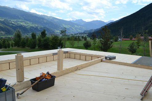 Poolbereich © binderholz