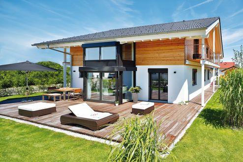 Einfamilienhaus, Oberpframmern | Deutschland