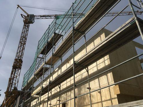 Bauphase © m3-zt