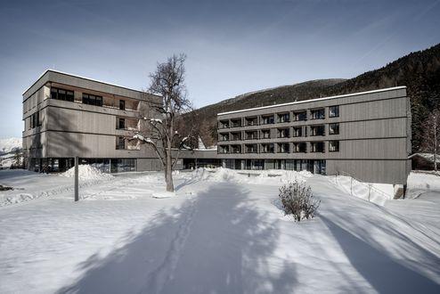 Außenansicht im Winter © kreativstadl.tirol