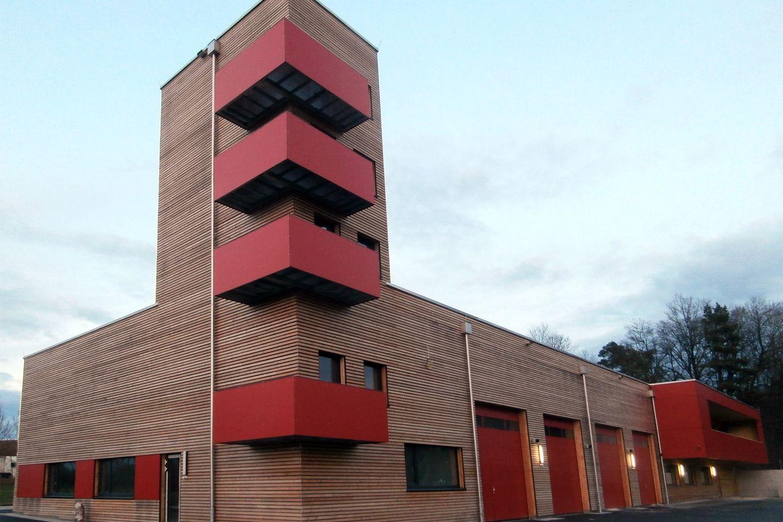 Feuerwehrhaus, Iffeldorf | Deutschland