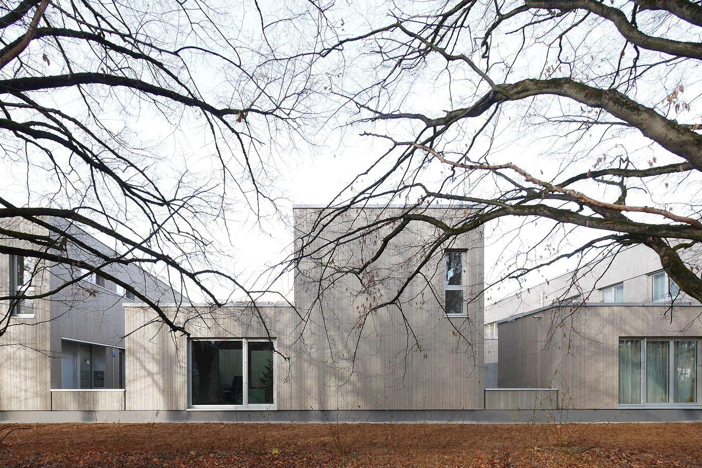 Baufeld WA 16 Ost © dressler mayerhofer roessler architekten und stadtplaner