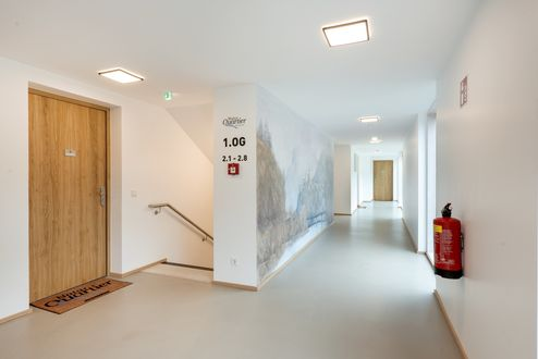 Stiegenhaus © Foto Gretter / Unterberger Immobilien