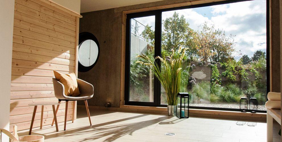 Blick aus dem Zimmer in den Innenhof © Architekten Rissmann & Spieß