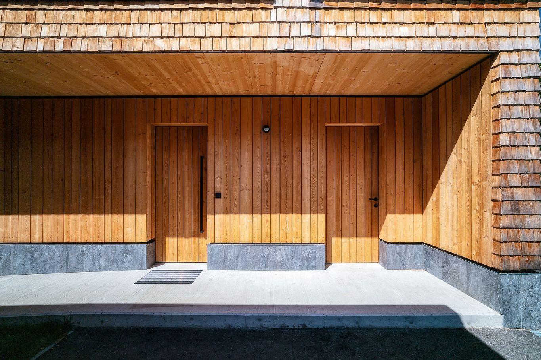Eingangsbereich © Thomas Weber