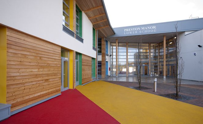 Preston Manor School, London | Grossbritannien