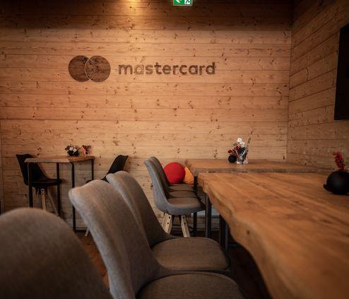 Mastercard Lounge © WWP
